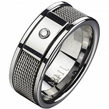 Buy coi Jewelry Tungsten Carbide Ring-TG371A(US12.5)