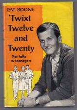 Buy Twixt Twelve and Twenty :: 1958 Pat Boone HB w/ DJ :: FREE Shipping