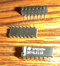 Buy Lot of 21: National Semiconductor DM74LS11N
