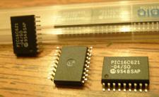 Buy Lot of 7: Microchip PIC16C621-04/SO