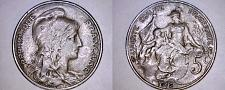 Buy 1912 French 5 Centimes World Coin - France