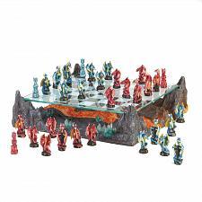 Buy 15191U - Mythical Theme Colorful Dragon Figures Chess Set Board Game