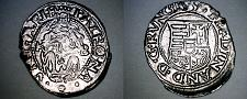 Buy 1555-KB Hungary 1 Denar World Silver Coin - Madonna with Child - Ferdinand I