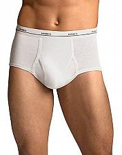 Buy 10 pair Hanes Men's TAGLESS No Ride Up Briefs Comfort Flex Waistband #112HN5