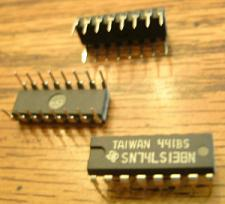 Buy Lot of 38: Texas Instruments SN74LS138N