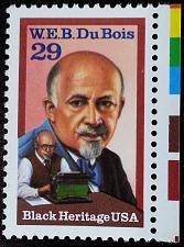 Buy 1992 29c W.E.B. DuBois, African-American Scholar Scott 2617 Mint F/VF NH