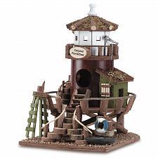 Buy 34716U - Island Paradise Decorative Wood Birdhouse