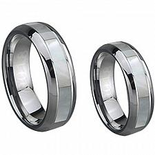 Buy coi Jewelry Tungsten Carbide Ring-TG829(US8)