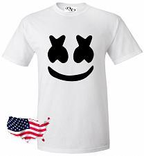 Buy Halloween T Shirt Marshmello Face Spooky Fun Jack O Lantern Easy Costume Tee