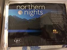 Buy QVC Northern Nights 100% Cotton Brushed Flannel Twin Sheet Set~Discontinued~New