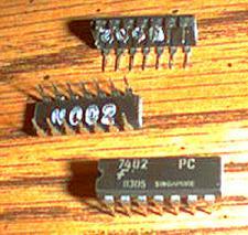 Buy Lot of 12: Fairchild 7402PC