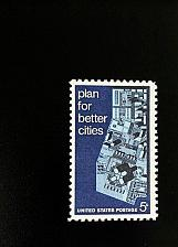 Buy 1967 5c Urban Planning for Better Cities Scott 1333 Mint F/VF NH