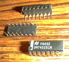 Buy Lot of 7: National Semiconductor DM74S251N