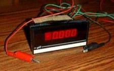 Buy LFE Model 50 DC Voltmeter :: FREE Shipping