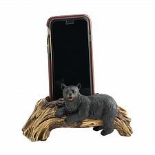 Buy *18192U - Black Bear Figure Cell Phone Holder