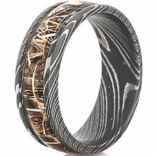 Buy coi Jewelry Tungsten Carbide Camo Ring-TG4565(Size US9.5/11.5)