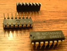 Buy Lot of 11: Motorola MC14049UBCP