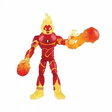 Buy Ben 10 Heatblast Basic Action Figure