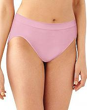 Buy 3 Pair Barely There by Bali Comfort Revolution Microfiber Seamless Hi Cut Panty