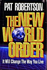 Buy The New World Order HB w/ DJ by Pat Robertson