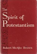 Buy THE SPIRIT OF PROTESTANTISM :: 1961 HB w/ DJ :: FREE Shipping