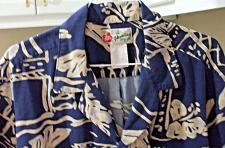 Buy Hilo Hatties The Hawaiian Original Men's Short Sleeve Shirt Size L EUC