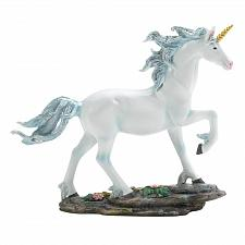 Buy *17949U - Mythical White Unicorn Figurine Statue