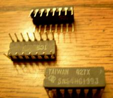 Buy Lot of 5: Texas Instruments SN54HC139J