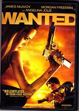 Buy Wanted DVD 2008 - Very Good