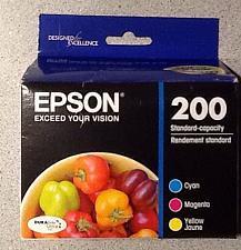 Buy Epson 200 T200520 color ink jet XP 200 300 310 400 410 printer copy scanner