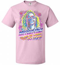Buy Beetlejuice 80s Nostalgia Adult Unisex T-Shirt Pop Culture Graphic Tee (M/Classic Pin