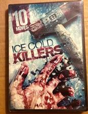 Buy 10movie DVD Visions Murder,DISTURBED,Dead Winter,NOBODY,Frozen Fear,Dead Sleep