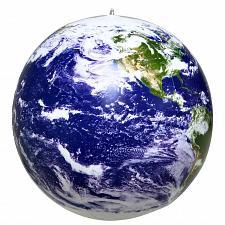 "Buy 2pcs 16"" Inflatable Astronaut's View Globe"
