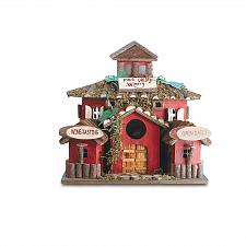 Buy 35146U - Finch Valley Winery Decorative Wood Birdhouse