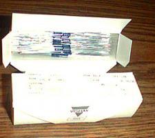Buy 140: Dale RLR07C2152FS Military Metal Film Resistors