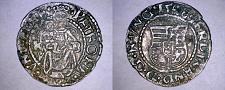 Buy 1548-KB Hungary 1 Denar World Silver Coin - Madonna with Child - Ferdinand I