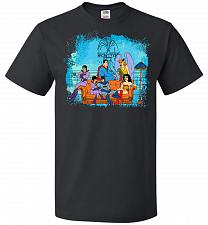 Buy Super Friends Unisex T-Shirt Pop Culture Graphic Tee (6XL/Black) Humor Funny Nerdy Ge