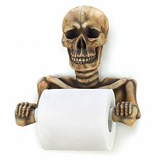 Buy 12608U - Bony Skeleton Toilet Paper Holder