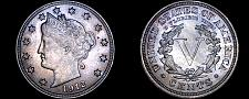 Buy 1912 United States of America Liberty Nickel - USA