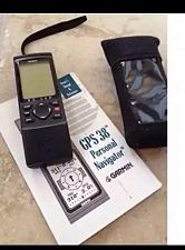 Buy GPS 38 by Garmin personal navigator system with case and manual bundle beautiful