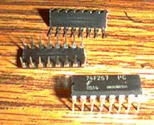 Buy Lot of 20: Fairchild 74F257PC