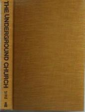Buy The Underground Church: 1968 HB :: FREE Shipping