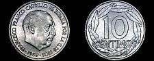 Buy 1959 Spanish 50 Centimos World Coin - Spain