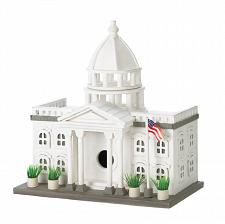 Buy *15498U - The White House Wood Birdhouse