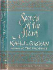 Buy SECRETS OF THE HEART :: Kahil Gibran 1963