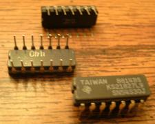 Buy Lot of 29: Texas Instruments SN54S30J KS21827L9