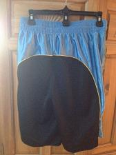 Buy Reversible Athletic Shorts By Champs Size Medium Blue