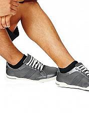 Buy 24 Pair Hanes Men's No-Show Socks #190V12