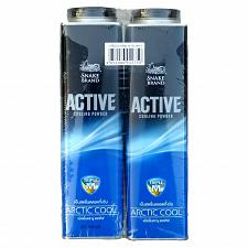 Buy Snake Brand Active Cooling Body Powder Arctic Cool 300 grams Pack of 2