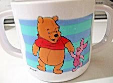 Buy Disney's Winnie The Pooh Double Handle Cup Zaks Designs Melamine
